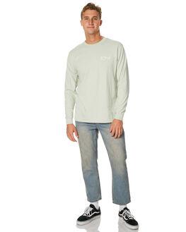 SEA FOAM MENS CLOTHING POLAR SKATE CO. TEES - STROKELSSFM