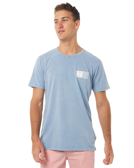 BLUE OUTLET MENS ST GOLIATH TEES - 4308026BLU