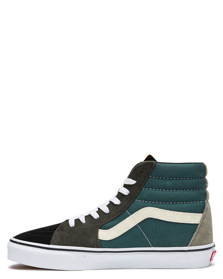 MIX AND MATCH MENS FOOTWEAR VANS SNEAKERS - VN0A4BV61IBWHT