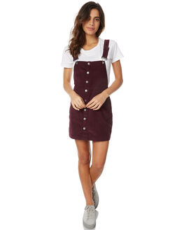 PLUM WOMENS CLOTHING RVCA PLAYSUITS + OVERALLS - R271753PLUM