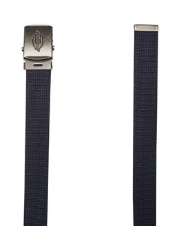 NAVY MENS ACCESSORIES DICKIES BELTS - 11DI0302NV