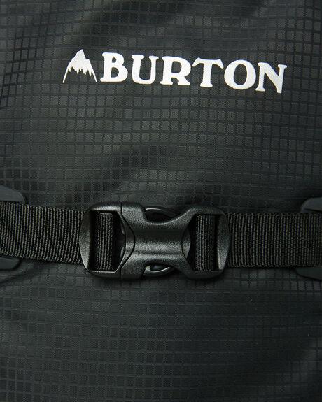 TRUE BLACK RIPSTOP MENS ACCESSORIES BURTON BAGS + BACKPACKS - 15286104020