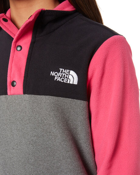 MR PINK KIDS GIRLS THE NORTH FACE JUMPERS + JACKETS - NF0A3NKCWUGPNK