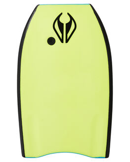 SKY BLUE YELLOW BOARDSPORTS SURF NMD BODYBOARDS BODYBOARDS - NMDGROM30SBSBLYE