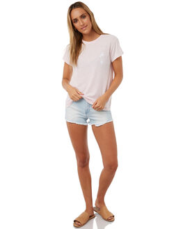 LILAC WOMENS CLOTHING BILLABONG TEES - 6572019LIL