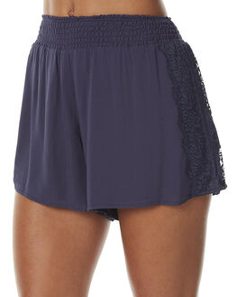 NAVY WOMENS CLOTHING SUBOO SHORTS - SB1092NVY
