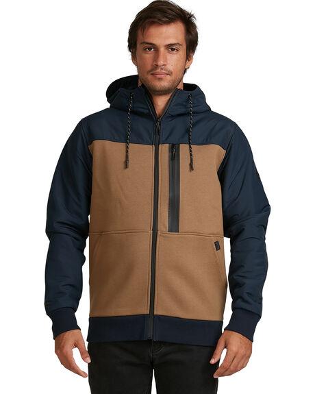 NAVY MENS CLOTHING BILLABONG JUMPERS - BB-9517626-NVY