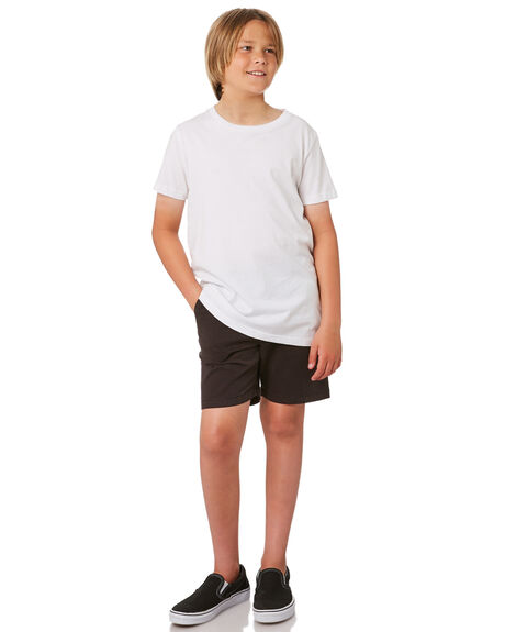 WASHED BLACK OUTLET KIDS RIP CURL CLOTHING - KWADE78264
