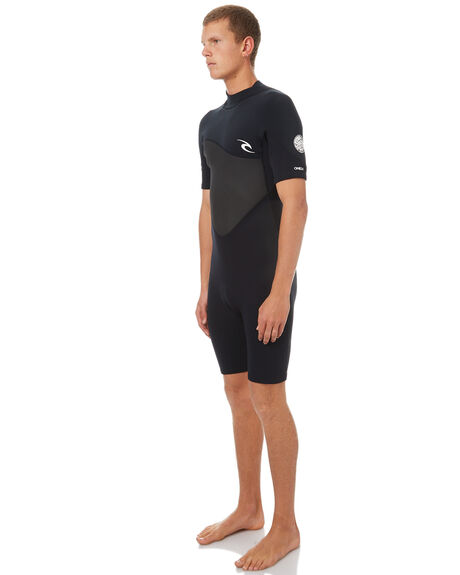 BLACK SURF WETSUITS RIP CURL SPRINGSUITS - WSP7CM0090