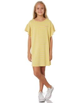 CARAMEL KIDS GIRLS RUSTY DRESSES + PLAYSUITS - DRG0001CAL