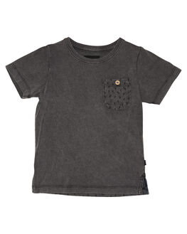 GREY KIDS BOYS ST GOLIATH TOPS - 2891004GRY