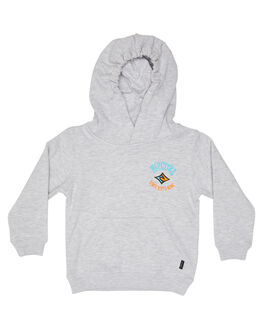 LIGHT GREY MARLE KIDS BOYS RIP CURL JUMPERS + JACKETS - OFEPO33597