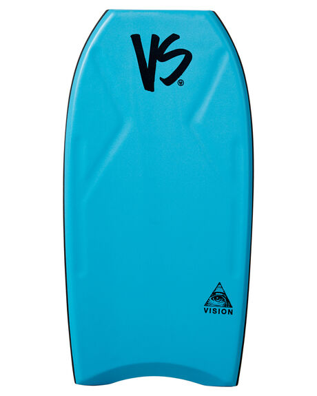 AQUA FLURO YELLOW BOARDSPORTS SURF VS BODYBOARDS BODYBOARDS - V19VISION41AQAQFY