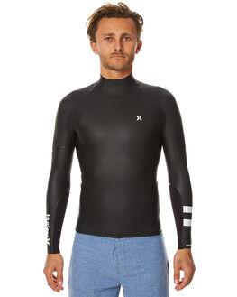 BLACK SURF WETSUITS HURLEY VESTS - MJK000196000A