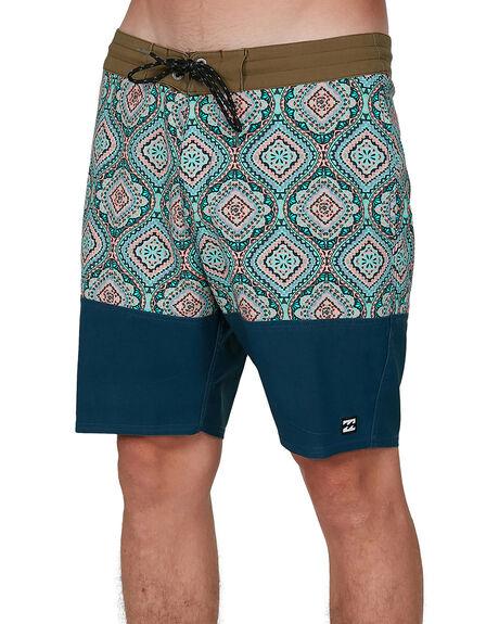 DARK BLUE MENS CLOTHING BILLABONG BOARDSHORTS - BB-9504418-B69