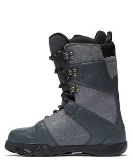 GREY BOARDSPORTS SNOW DC SHOES BOOTS + FOOTWEAR - ADYO200038GRY