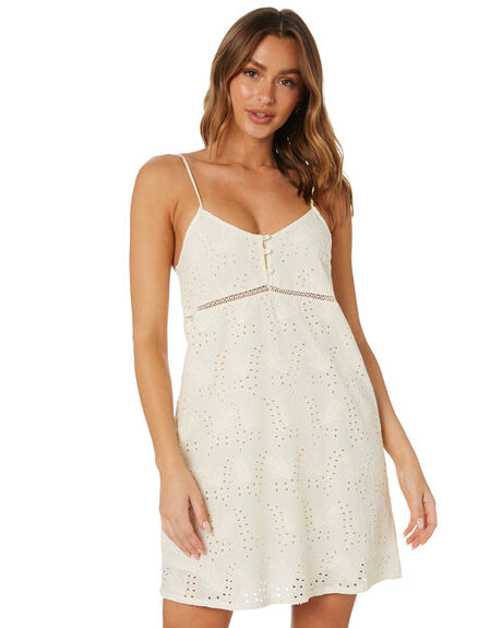 VANILLA WOMENS CLOTHING TIGERLILY DRESSES - T615422C00VAN