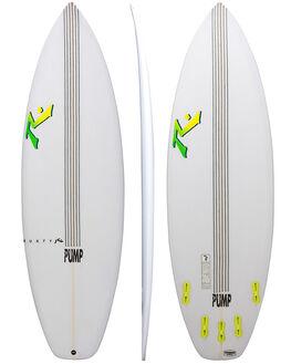 CLEAR BOARDSPORTS SURF RUSTY SURFBOARDS - PUMPCLEAR