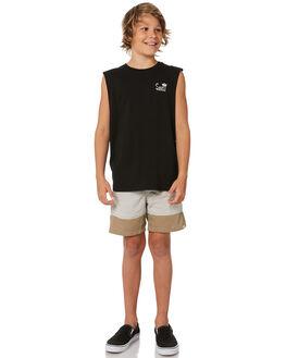 SAND KIDS BOYS VOLCOM SHORTS - C1011807SND