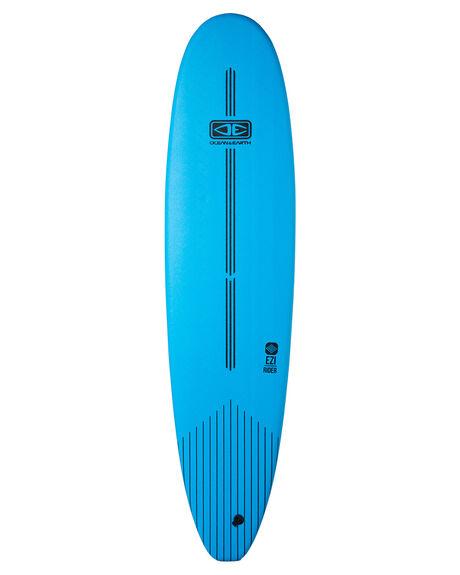 BLUE BOARDSPORTS SURF OCEAN AND EARTH SOFTBOARDS - SESO76BLU