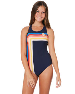 NAVY KIDS GIRLS RIP CURL SWIMWEAR - JSIEE10049