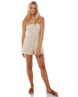 NATURAL WOMENS CLOTHING SWELL PLAYSUITS + OVERALLS - S8182446NATRL