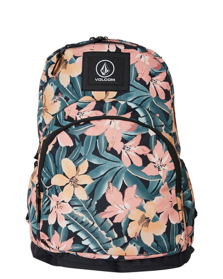 CORAL WOMENS ACCESSORIES VOLCOM BAGS + BACKPACKS - E6442075COR