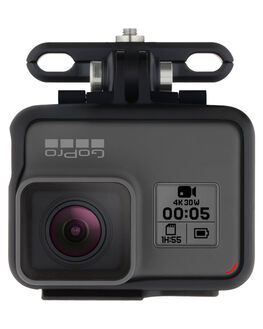BLACK MENS ACCESSORIES GOPRO AUDIO + CAMERAS - AMBSM-001BLK