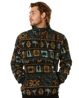 MULTI BLUE MENS CLOTHING ROLLAS JUMPERS - 159165216