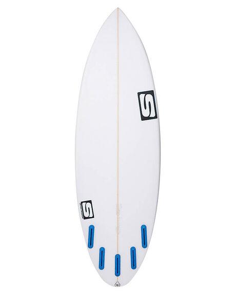 CLEAR BOARDSPORTS SURF SIMON ANDERSON PERFORMANCE - SASPUDSTERCLR