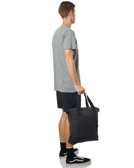 BLACK MENS ACCESSORIES SWELL BAGS + BACKPACKS - S51741553BLK
