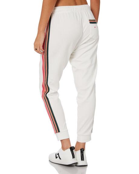 WHITE WOMENS CLOTHING THE UPSIDE PANTS - USW121040WHT