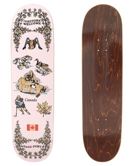 MULTI SKATE DECKS PASS PORT  - R22TEATOWELCMULTI