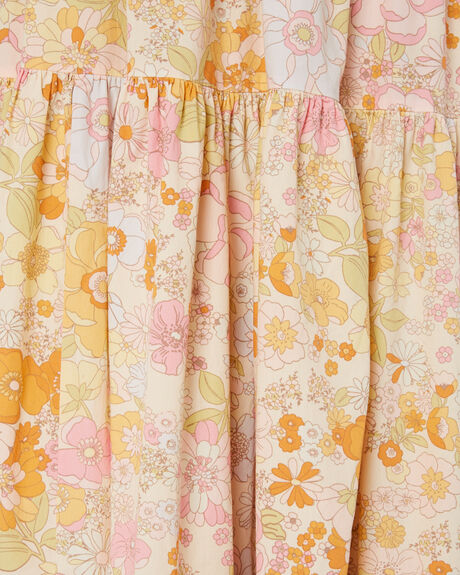 LIGHT COMBO WOMENS CLOTHING FREE PEOPLE DRESSES - OB1265992LCMBO