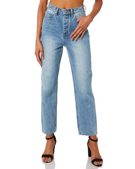 IDOL BLEACH WOMENS CLOTHING LEE JEANS - L-656601-KF1