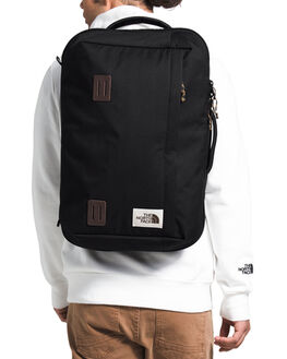 TNF BLACK MENS ACCESSORIES THE NORTH FACE BAGS + BACKPACKS - NF0A3KZPKS7