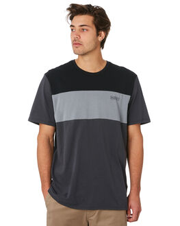 ANTHRACITE MENS CLOTHING HURLEY TEES - AR7106060