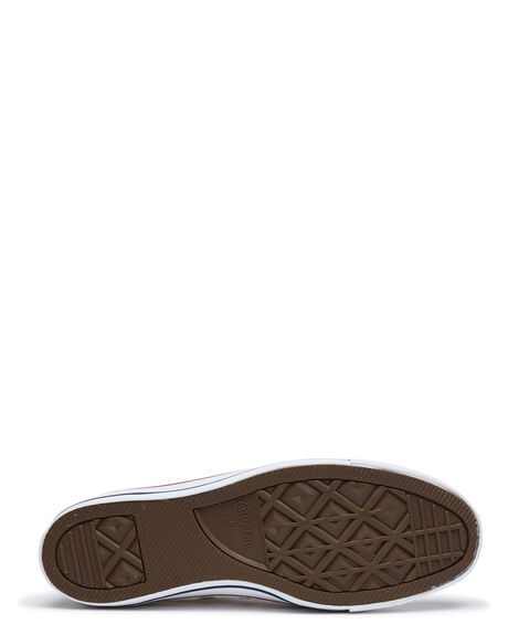 OPTICAL WHITE MENS FOOTWEAR CONVERSE SNEAKERS - 17652WHI