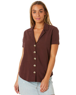 MULBERRY WOMENS CLOTHING RHYTHM FASHION TOPS - JUL19W-WT03MUL