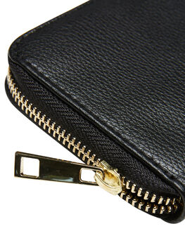 BLACK WOMENS ACCESSORIES RUSTY PURSES + WALLETS - WAL0805BLK