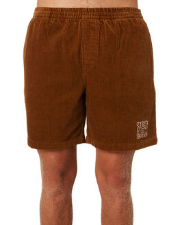 TAN MENS CLOTHING STUSSY SHORTS - ST091602TAN