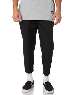 BLACK MENS CLOTHING DICKIES PANTS - K3190902BK