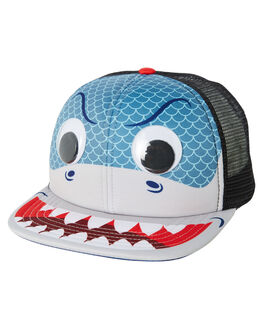 MULTI KIDS BOYS RUSTY HEADWEAR - HCB0346MTI