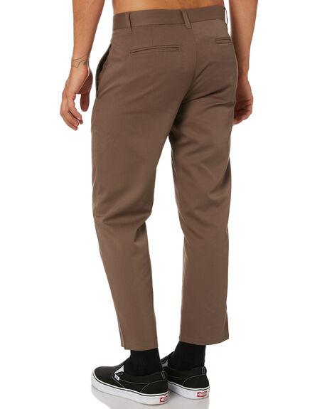 CHESTNUT MENS CLOTHING NO NEWS PANTS - N5211192CHST