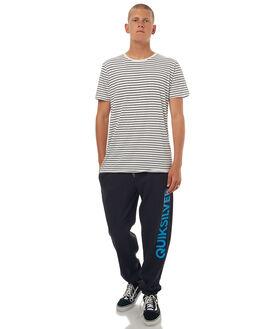 BLACK MENS CLOTHING QUIKSILVER PANTS - EQYFB03085KVJ0