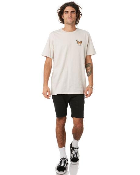 MOONBEAM MENS CLOTHING NO NEWS TEES - N5222002MNBM