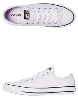 BARELY GRAPE WOMENS FOOTWEAR CONVERSE SNEAKERS - SS161261CBGRPW