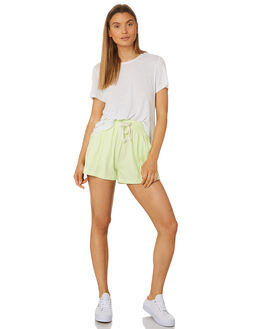 KIWI KISS WOMENS CLOTHING BONDS SHORTS - CVJQI-QLH