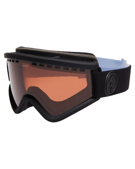 MATTE BLACK BROSE BOARDSPORTS SNOW ELECTRIC GOGGLES - EG1317100-BRSE