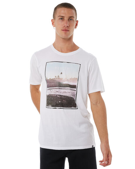 WHITE MENS CLOTHING HURLEY TEES - AJ1761100